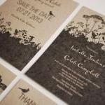 Nature - Wedding Invitation Set (PR..