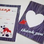 Woodland Wedding Stationery Kit